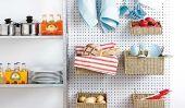 11 jolies et uniques moyens pour organiser votre cuisine