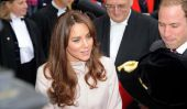 Kate Middleton enceinte à l'hôpital avec des vomissements incoercibles