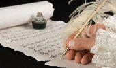 Comment puis-je écrire un sonnet?