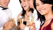 Les promoteurs sont à la recherche d'un parti - de sorte que vous gérer votre événement