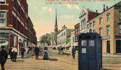 """BBC """"Doctor Who"""" Saison 8 Première date rumeurs: Nouveaux épisodes Feature Cast Members Peter Capaldi et Samuel Anderson"""