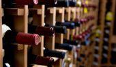 Construire une étagère - si bien réussi un casier à vin