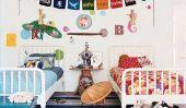 12 idées pour décorer une Chambre Garçons et Filles commune