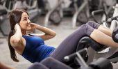 La formation abdominale au gymnase - les meilleurs exercices