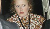 Adele sans maquillage, Niall Horan Et Plus repéré à La Lady Gaga Concert (Photos)