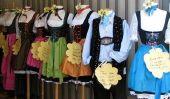 Vêtements allemande - alors habillez traditionnellement