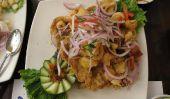 Jalea de Mariscos: Mer péruvienne Dish
