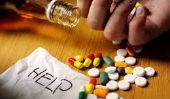 Top 10 des raisons pourquoi les gens utilisent les drogues et l'alcool