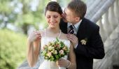Mariage Creative Favors, un chaudronnier de mariage - une idée