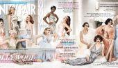 Vanity Fair Hollywood l'émission pousse les acteurs de la couleur sur le côté - chaque année!  (Photos)