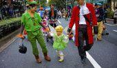 15 idées de costumes d'Halloween Super pour les groupes et les familles de vos émissions de télévision et films Fave