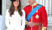 Droits de nommage de l'égalité!  Queen Elizabeth publie un décret pour bébé de William et Kate