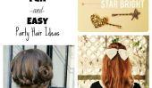6 idées de jolis cheveux pour le réveillon du Nouvel An