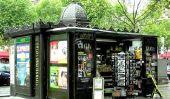 Combien coûte une concession pour un kiosque?  - Informations sur l'enregistrement des entreprises