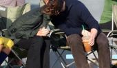 5e anniversaire heureux Tom Cruise & Katie Holmes: De Whirlwind Romance Super Celebrity familiales (Photos)