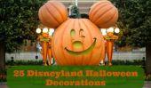25 Disneyland décorations d'Halloween Je voudrais avoir à la maison