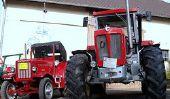 K 700 de Kirovets - des informations intéressantes sur la construction du tracteur russe