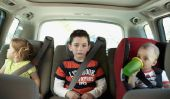 Il devrait être illégal pour les enfants à prendre place à l'avant d'une voiture?