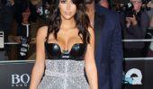 Kim Kardashian: non-rire aide contre les rides