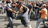 Top 10 des villes les plus violentes dans le monde 2015