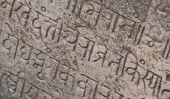 Sanscrit - de sorte que vous pouvez apprendre l'ancienne langue indienne
