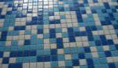 Linoléum dans la salle de bain - il vous faut payer