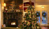 Lorsque était l'arbre de Noël?