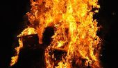 Feu de classe A - sachant à propos de la définition et l'importance pratique des classes d'incendie