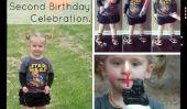 Que le quatrième: Birthday Party Star Wars de Vivi
