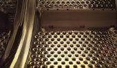 Bauknecht WA 9675 - instructions pour le nettoyage du filtre à charpie