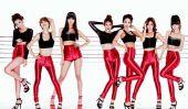 Top 10 des plus populaires groupes Kpop Filles en 2015