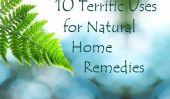 10 articles ménagers qui servent aussi de remèdes naturels