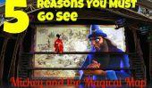 Disneyland: 5 Raison Vous DEVEZ aller voir Mickey et la Carte Magique