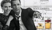 Scarlett Johansson et Matthew McConaughey pour Dolce & Gabbana