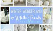Merveilleux hiver: 17 tout blanc Desserts pour vous mettre dans l'esprit des Fêtes