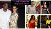 Kim Kardashian Style de grossesse pour 2013!  (Photos)