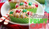 Gâteau aux fruits pour les enfants: A Twist Yummy, facile sur le traditionnel