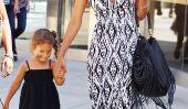 Halle Berry et fille Nahla: Wow!  Nahla est donc Grandir!