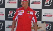 Michael Schumacher Accident & Coma Nouvelles Mise à jour: Racer dans un état critique après le ski dans les Alpes françaises