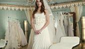 Que personne ne vous parle de vous magasinez pour une robe de mariée