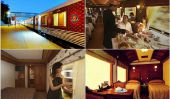 Maharajas 'Express: Le train le plus cher en Inde