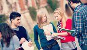 """4 leçons de vie pour les étudiants """"écrasées"""" par Johns Hopkins E-mail Erreur"""