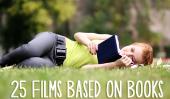 25 Films Vous ne saviez pas étaient basés sur les livres