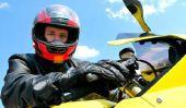 test de Moto - si la licence réussit classe A1