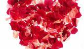Les roses rouges - gère donc un Rosenherz liée
