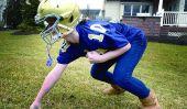 Le football est non seulement pour les garçons, et ce 13-year-old girl est déterminé à prouver