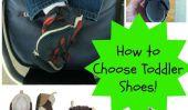 Comment choisir les bonnes chaussures pour votre enfant