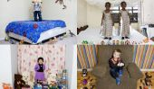 Photos d'enfants autour du monde avec leurs jouets préférés