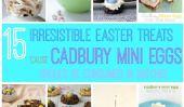 15 Irresistible Treats Pâques, Cadbury Mini Eggs Parce que devraient être consommés dans les lots