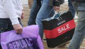 Thanksgiving et Black Friday Vente Heures d'ouverture: quelle heure Walmart, Target, Macy et les autres magasins ouverts
